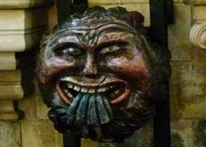Southwark Cathedral, roof boss