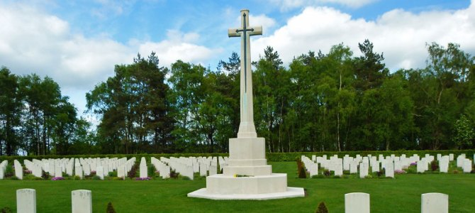 Cannock Chase War Cemetery