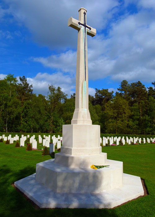 Cannock Chase Commonwealth War Graves Cemetery