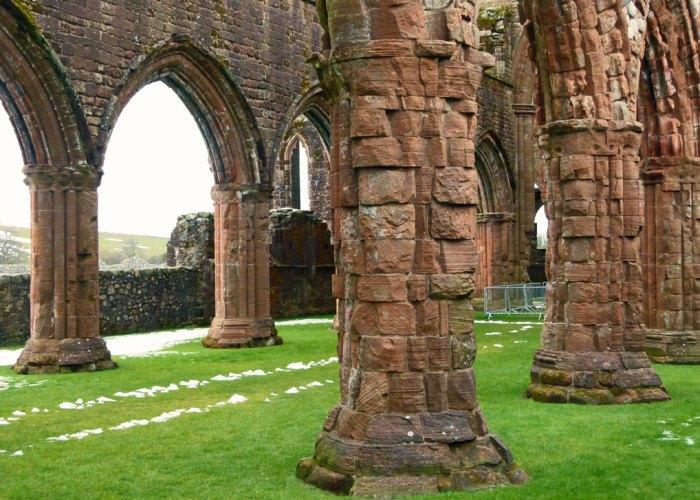 Sweetheart Abbey, Dumfries