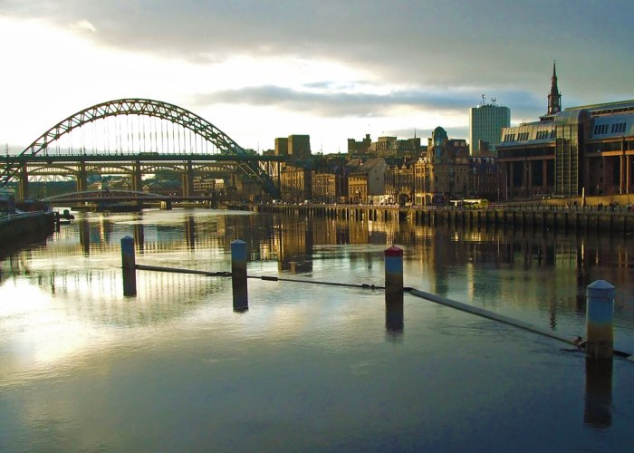 Tyne Bridge, Newcastle, Gateshead