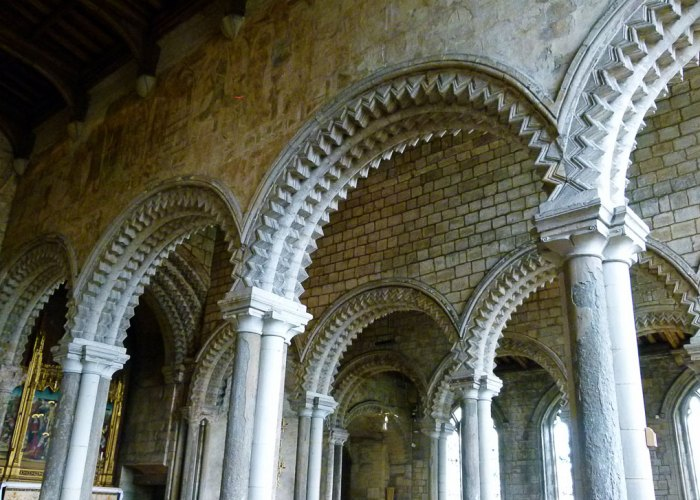 The Galilee Chapel