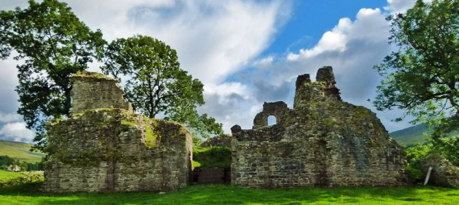 Castle of the Pendragon?