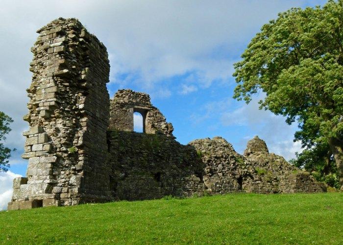 Pendragon Castle, Cumbria