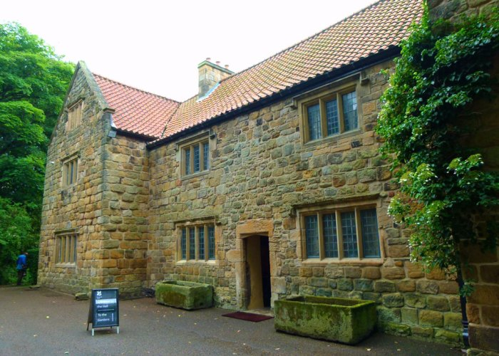 Washington Old Hall, Tyne and Wear.