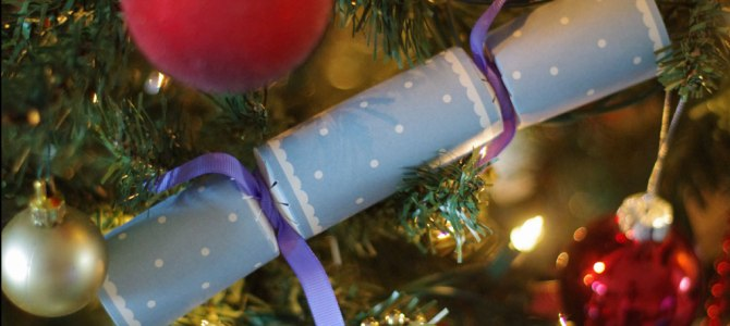 The custom and origins of Christmas crackers