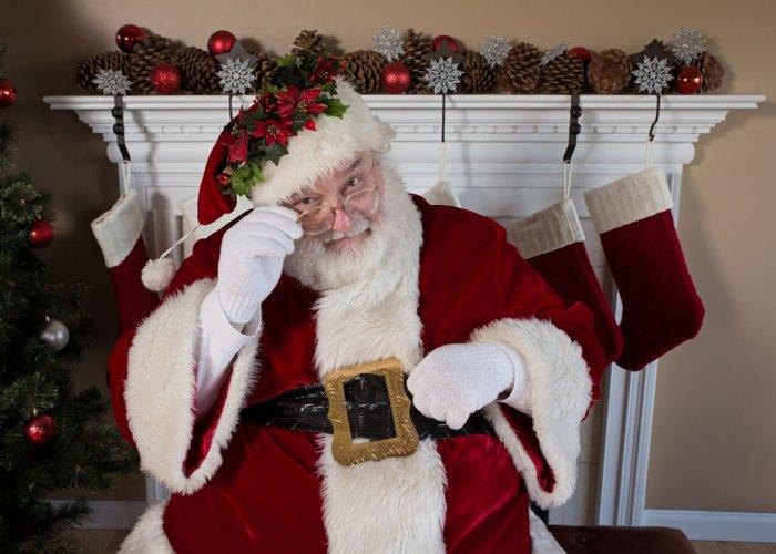 Santa Claus, Father Christmas