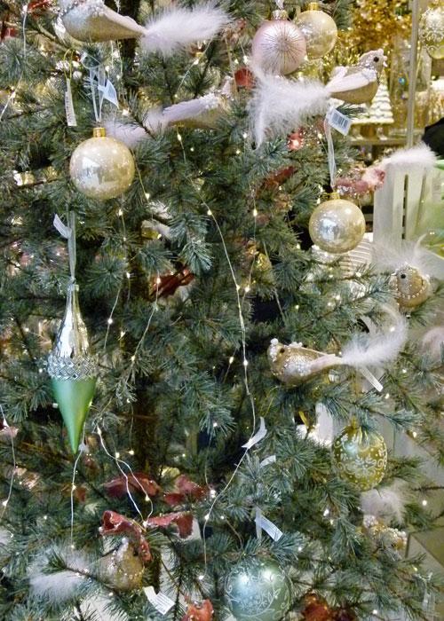 Christmas trees, old tradition Christmas magic
