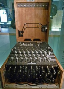 Enigma machine, Churchill