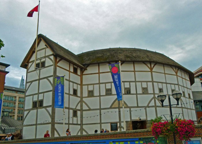 Globe Theatre, Shakespeare, Anniversaries 2016