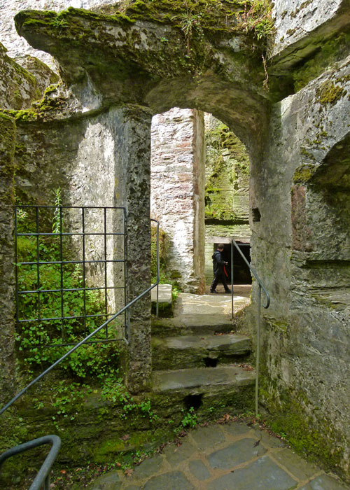 Berry Pomeroy, Margaret's Tower, haunted