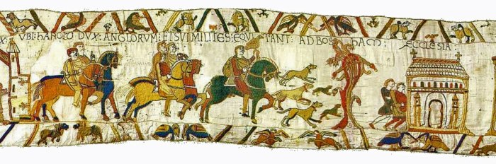 Bosham, Sussex, Bayeux Tapestry