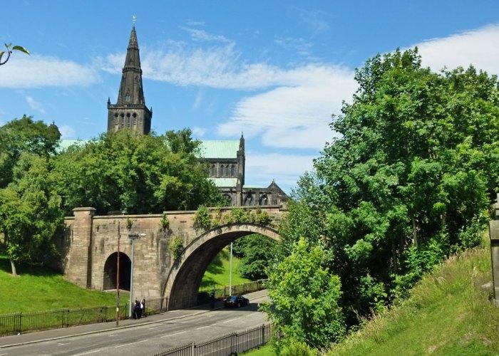 Bridge of Sighs, Glasgow