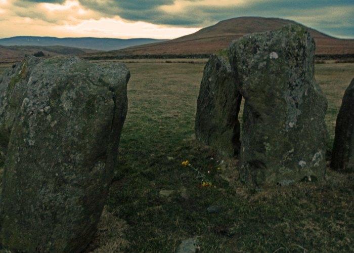 Swinside Stone Circle, entrance