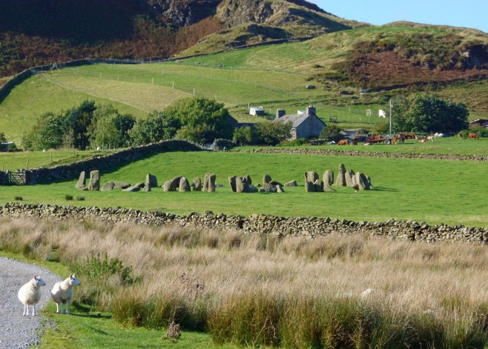 Swinside Stone Circle, Lake District