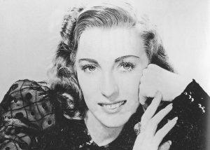 Dame Vera Lynn, born 20 March 1917