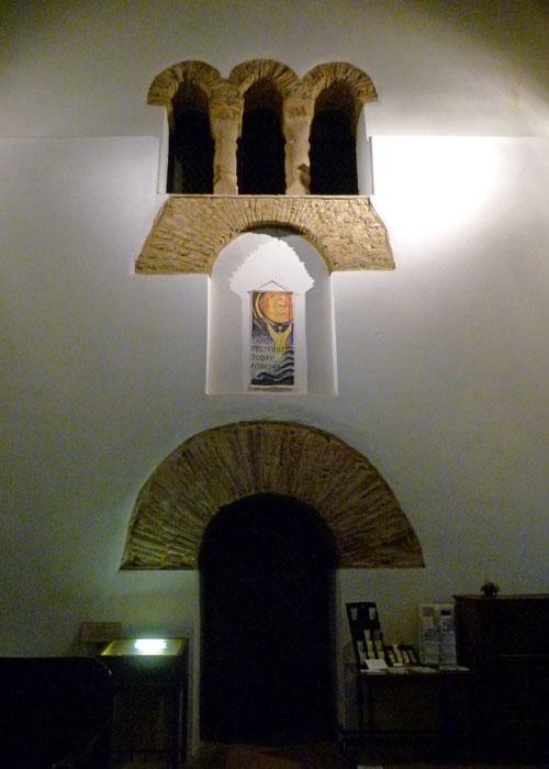 All Saints' Brixworth. Saxon, Roman, Norman.