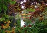 Exbury, Gardens, Hampshire, visit, Britain