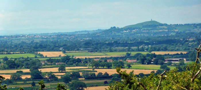 Glastonbury Tor, Cadbury Castle, King Arthur, Camelot