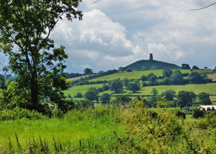 Glastonbury Tor, the Isle of Avalon