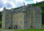 Castle Menzies, Perthshire