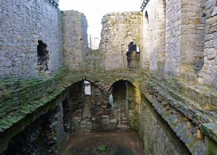 Great Hall, Middleham, Richard III, castle