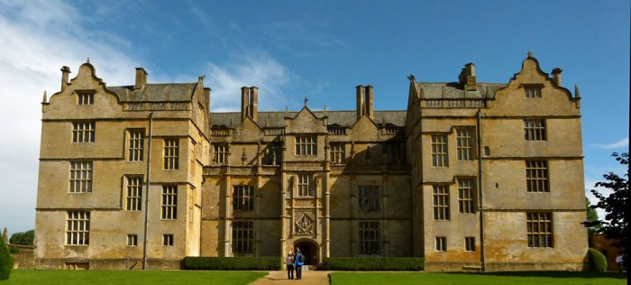 Montacute House, Somerset, west front
