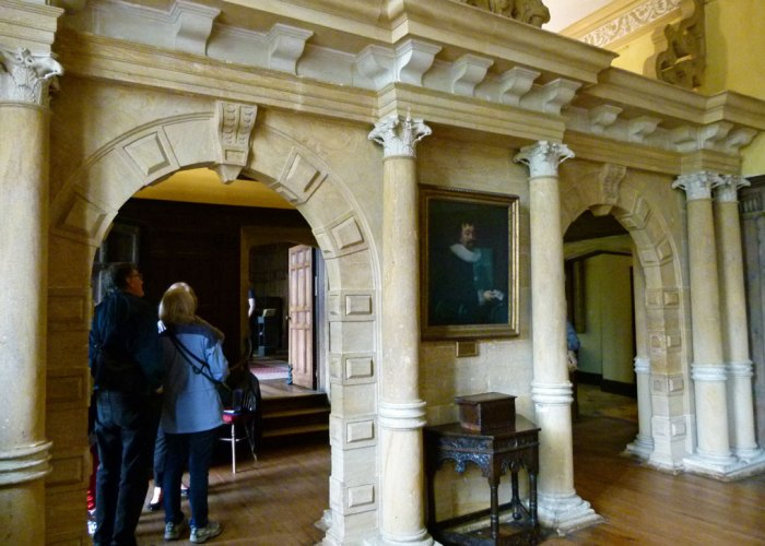 Montacute House, Great Hall