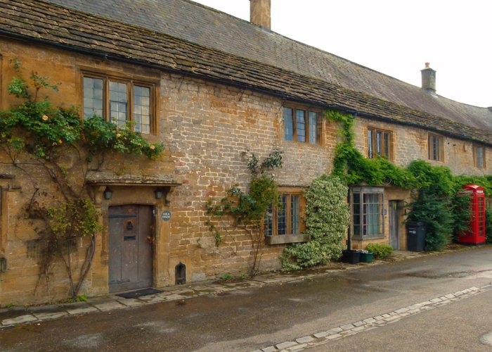 Cottages, Montacute, Somerset