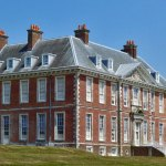 Uppark, National Trust, house, West Sussex