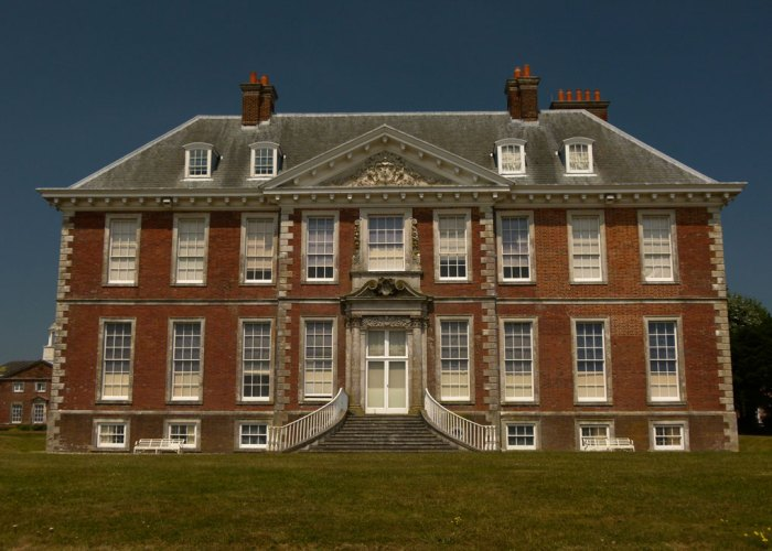 Uppark, West Sussex, house, National Trust, doll's house.