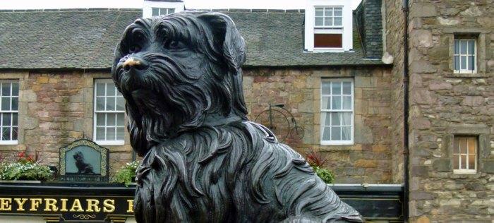 Greyfriars Bobby, Edinburgh