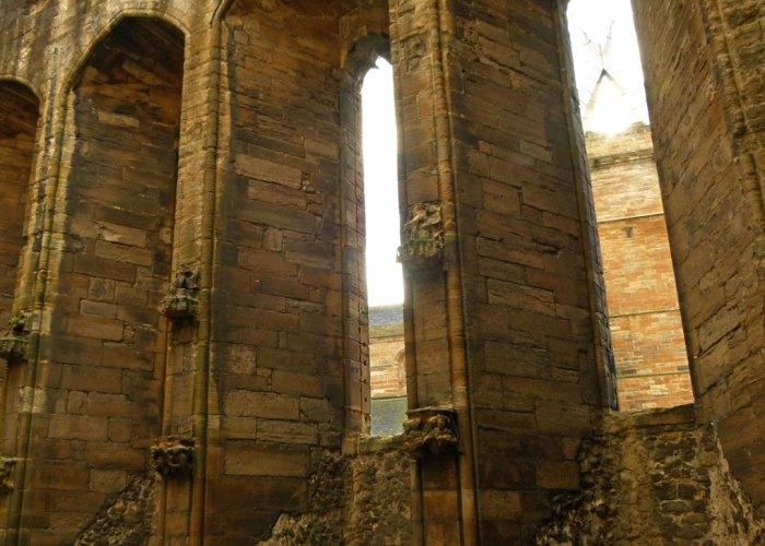 Linlithgow, chapel, Scotland