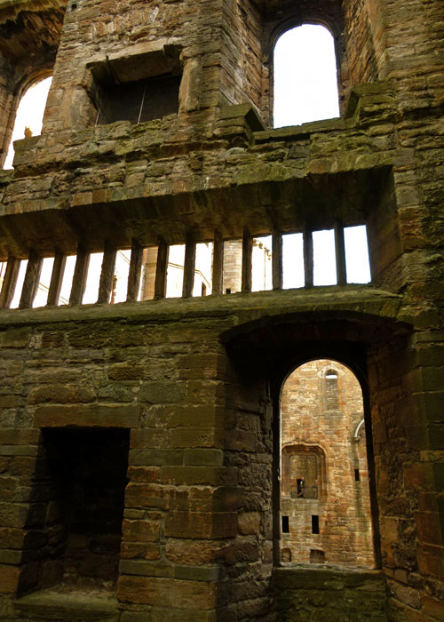 Linlithgow, James IV, presence chamber