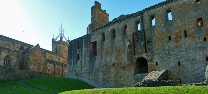 Linlithgow Palace, visit Scotland