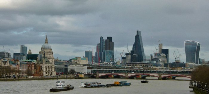 City of London skyline, Walkie-Talkie, 20 Fenchurch Street