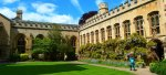 Front Quad, Balliol College, Oxford