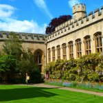 Front Quad, Balliol College, Oxford
