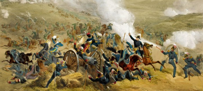 Cavalry Charge at Balaklava