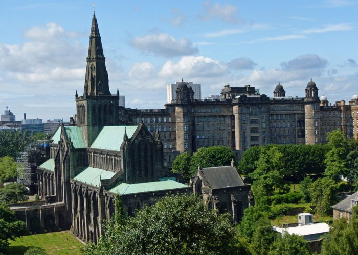 Visit Glasgow Cathedral