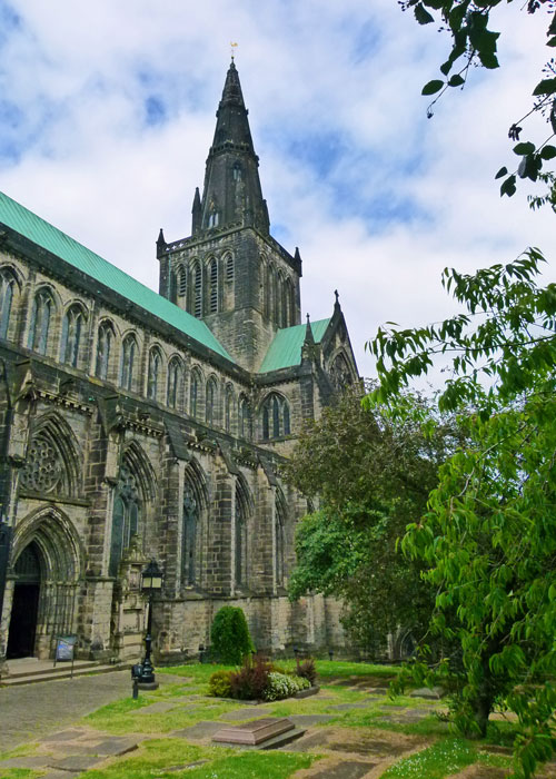 Glasgow Cathedral, visit