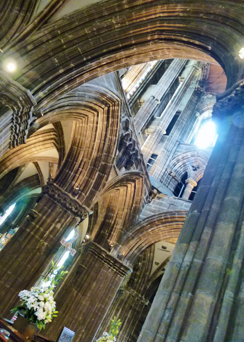 Gothic architecture, Glasgow Cathedral