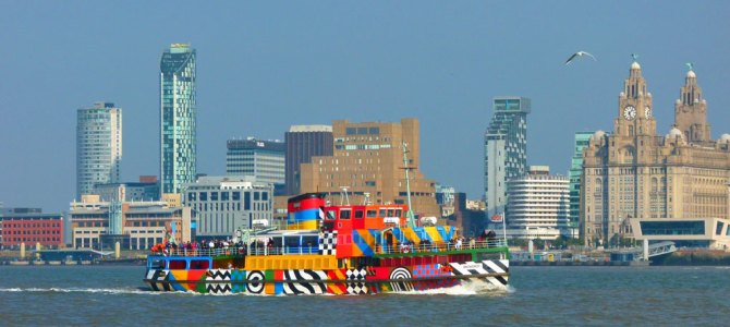 Razzle Dazzle Ferry Cross the Mersey