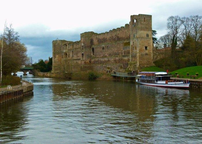 Newark Castle, Newark-on-Trent, Nottinghamshire, visit
