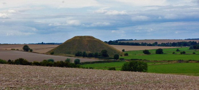 Silbury Hill, West Kennet Long Barrow, Wiltshire