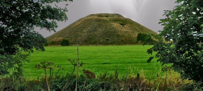 Silbury Hill, prehistoric, Wiltshire