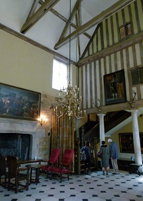 Treasurers' House, York, Great Hall, Frank Green
