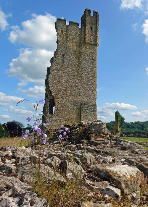 Civil War, England, slighted castles
