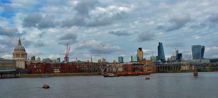 London, skyline, Visit Britain