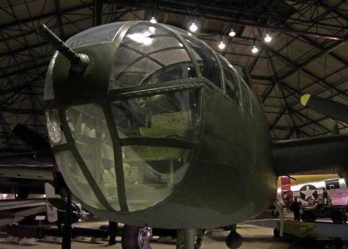 RAF Hendon, B25 Mitchell, American, bomber